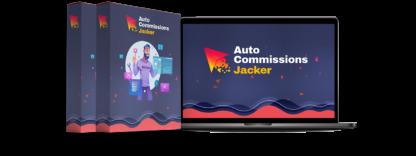 auto commission jacker mockup